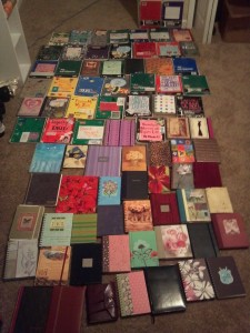 My journals, September 2011