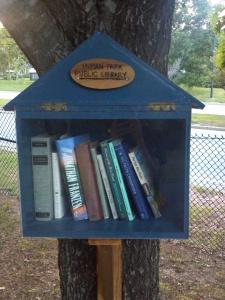 Inman Park Public Library
