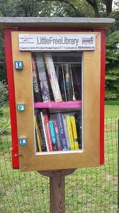 Grant Park Library at Pavillion St