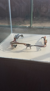 Google Glass Prototype One