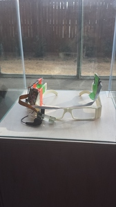 Google Glass Prototype Two
