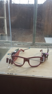 Google Glass Prototype Three