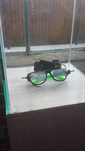 Google Glass Prototype Four